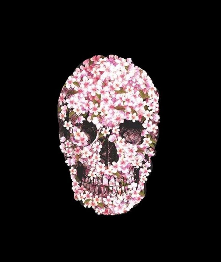 Best 20+ Skull Wallpaper Iphone Ideas On Pinterest