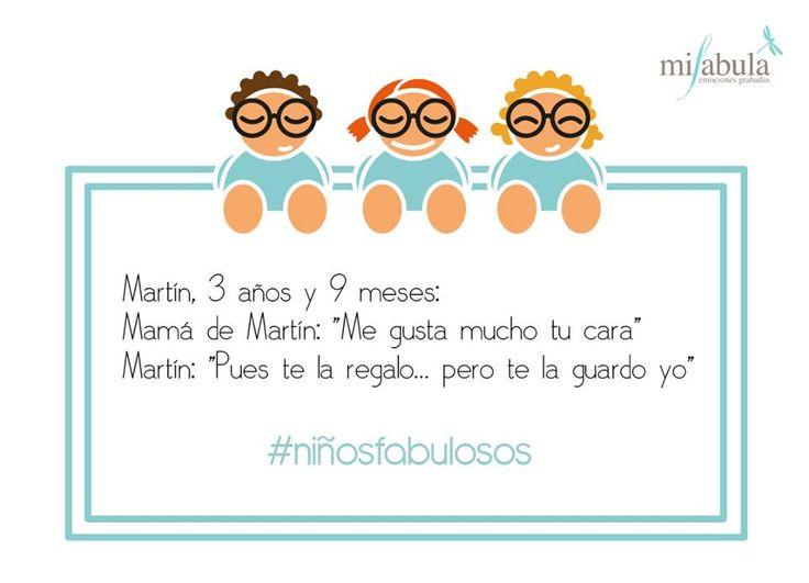¡Viva el ingenio de nuestros peques! www.mifabula.com #niñosfabulosos