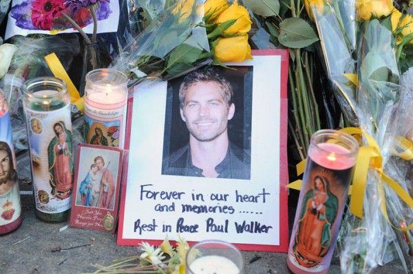 paul walker family | Vin Diesel, family of Paul Walker stage private memorial at crash site ...