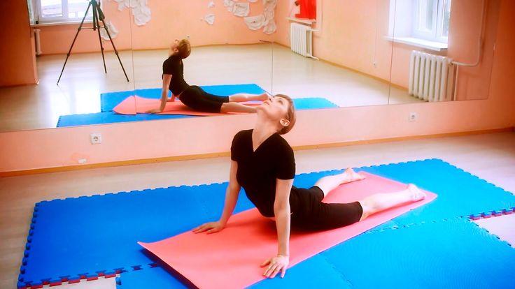 Упражнения для позвоночника. 7 по 7