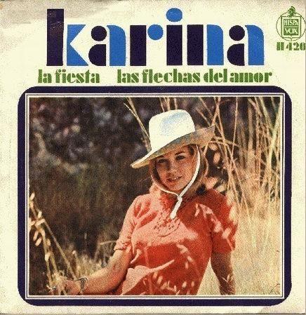 Las flechas del amor - Karina