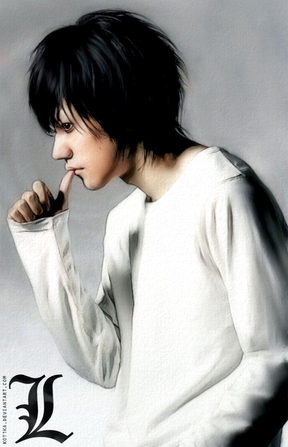 DeviantArt: More Like Matsuyama Kenichi - L.