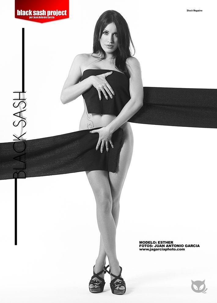 Black Sash Project presenta a Esther en Shock Magazine®