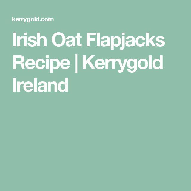 Irish Oat Flapjacks Recipe | Kerrygold Ireland