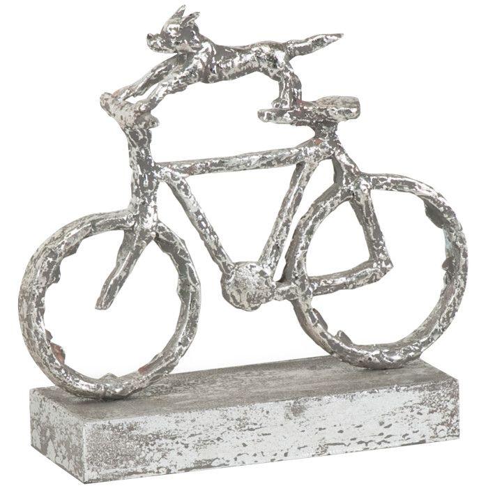 Balto Bicycle Decor