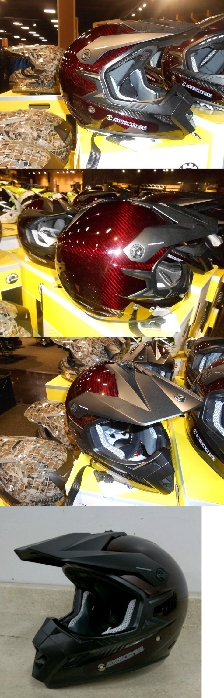 Other Winter Sport Clothing 16060: Can Am Ski Doo Xp-R2 Carbon Light Blaze Helmet - 4476570692 #4476571492 Sale -> BUY IT NOW ONLY: $150.0 on eBay!