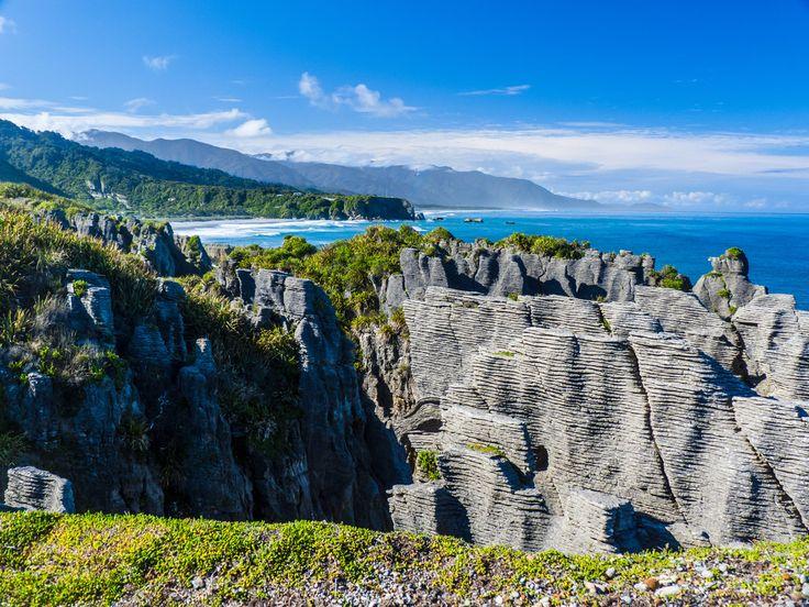 Pancake Rocks, Neuseeland von Michael2704