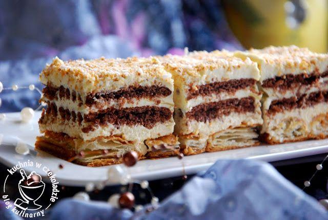 kuchnia w czekoladzie: Ekspresowe ciasto bez pieczenia