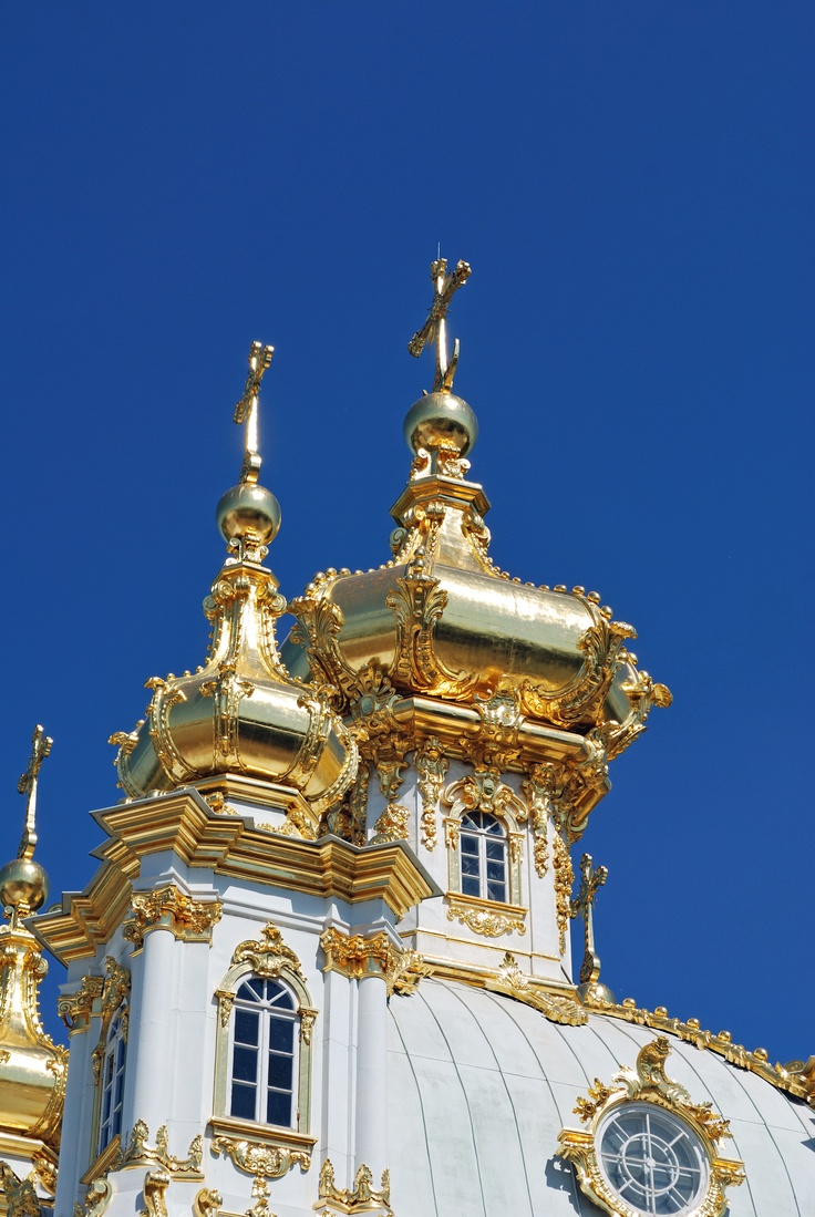 Peterhof   Sankt Petersburg