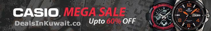 Casio Mega Sale at Souq.com Kuwait – 19 February 2015   Deals in Kuwait