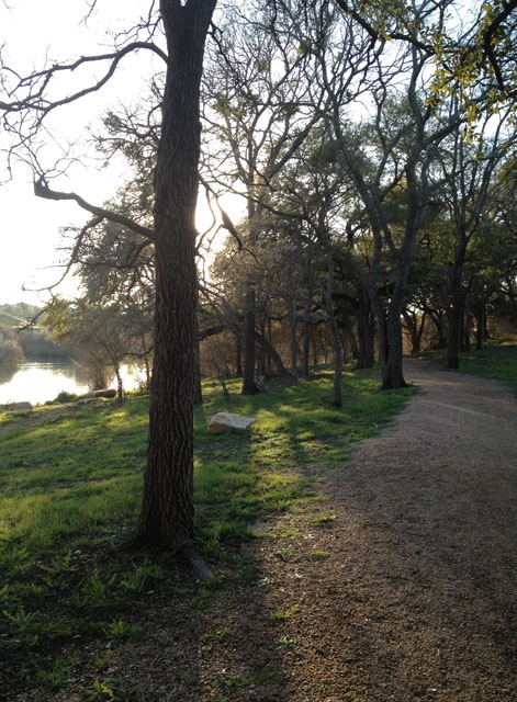 Brushy Creek Regional Trail in Cedar Park (by Web Producer Jordan Armstrong)