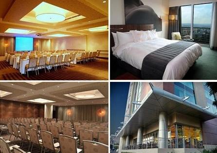 Crowne Plaza Hotel The Rosebank Conference Venue in Rosebank