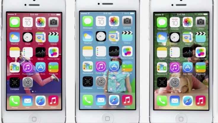 iOS 7: Here is Apple's mobile operating system of the future