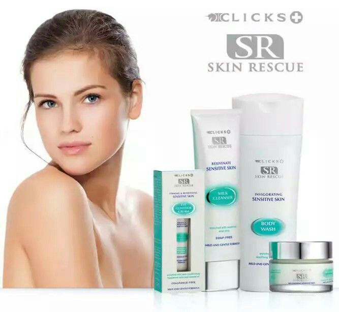 Skin Rescue Milk Cleanser
