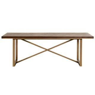 Shop for Laurel Dining Table, Rustic Java. Get free shipping at Overstock.com - Your Online Furniture Outlet Store! Get 5% in rewards with Club O! - 20610524