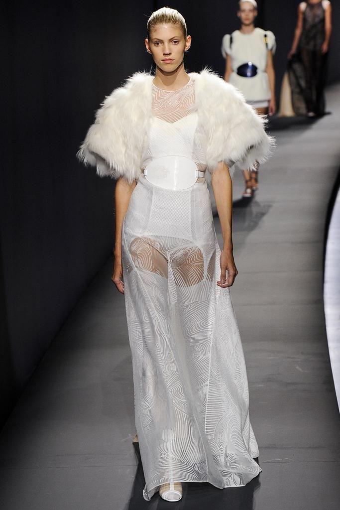 Vionnet Spring 2015 - Paris Fashion Week
