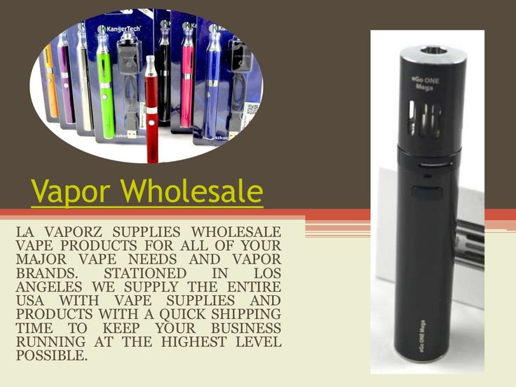 Wholesale vaporizers by Vapor  Wholesale via slideshare