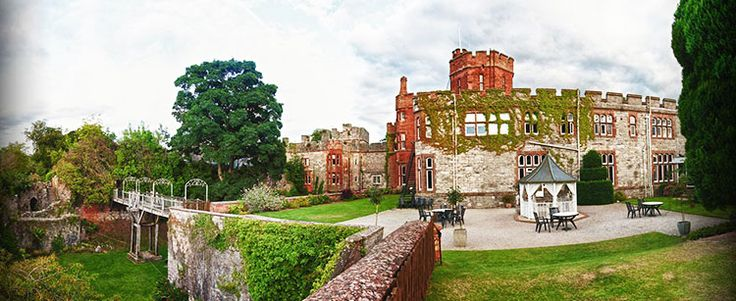 Ruthin Castle Hotel, North Wales. A magical Castle dating back to the Legend of King Arthur. #luxury #castle #hotel #romantic #getaway #uk #retreat #spa #couples #hotels #wales