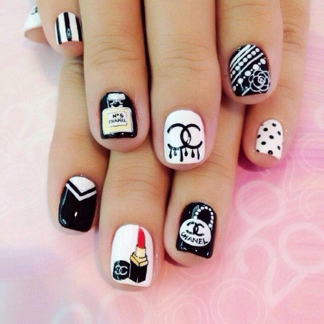 pin nail art hacks