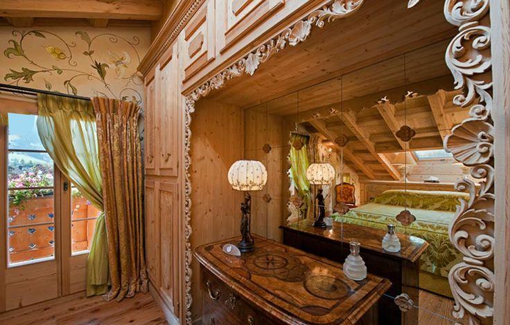 Top Floor Bedroom Alcove