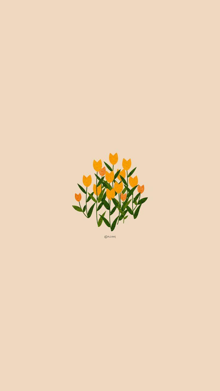 배경화면은 블로그에올려두었어요 무료로 다운받으실수있어요 프로필링크 #봄#튤립  #어썸블리스#awesomebliss#일러스트 #illust #illustration #illustrator #일상 #데일리 #daily #드로잉 #drawing #draw #소통 #디자인 #design #꽃 #그라폴리오#심플#simple#심플일러스트#flower #spring