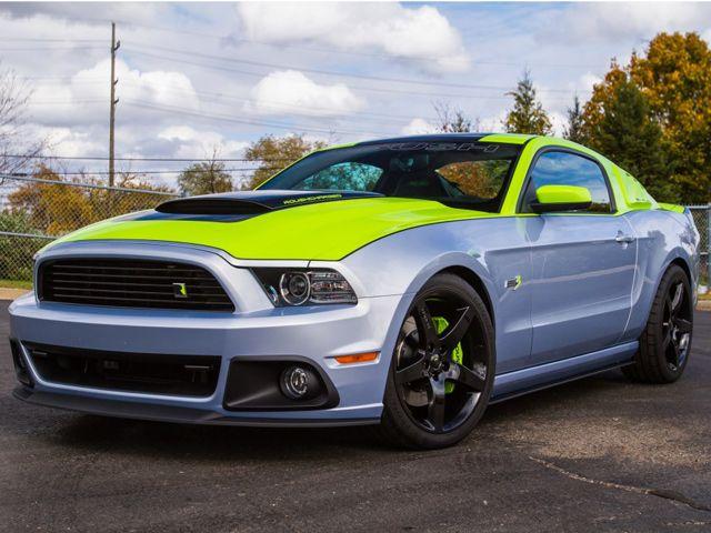 Roush Debuts 700HP SEMA Mustang