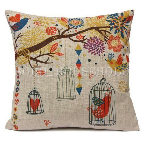 Novelty cushions for playroom
