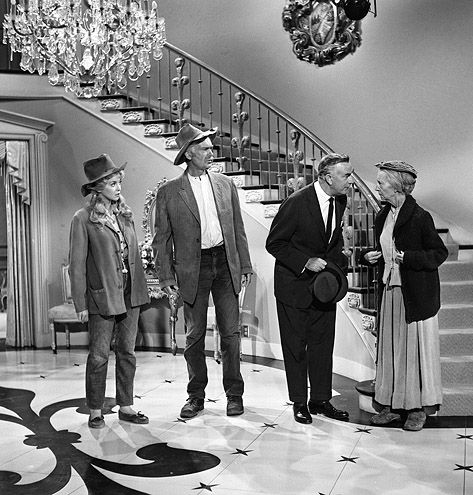 The Clampetts' Mansion, The Beverly Hillbillies