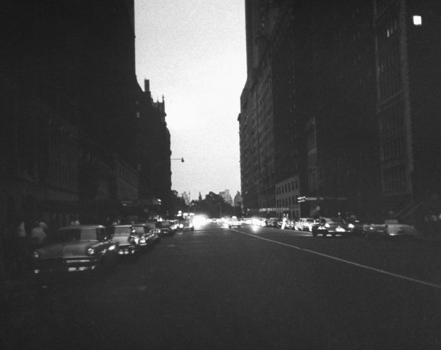 1959, Summer Blackout, Photo from Life Magazine.