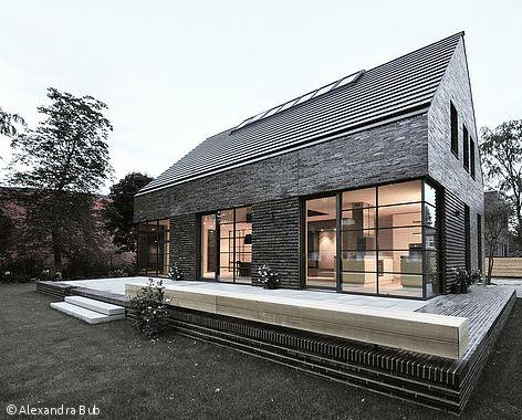 """^ - Über 1.000 Ideen zu """"Moderne Häuser auf Pinterest Galerien ..."""