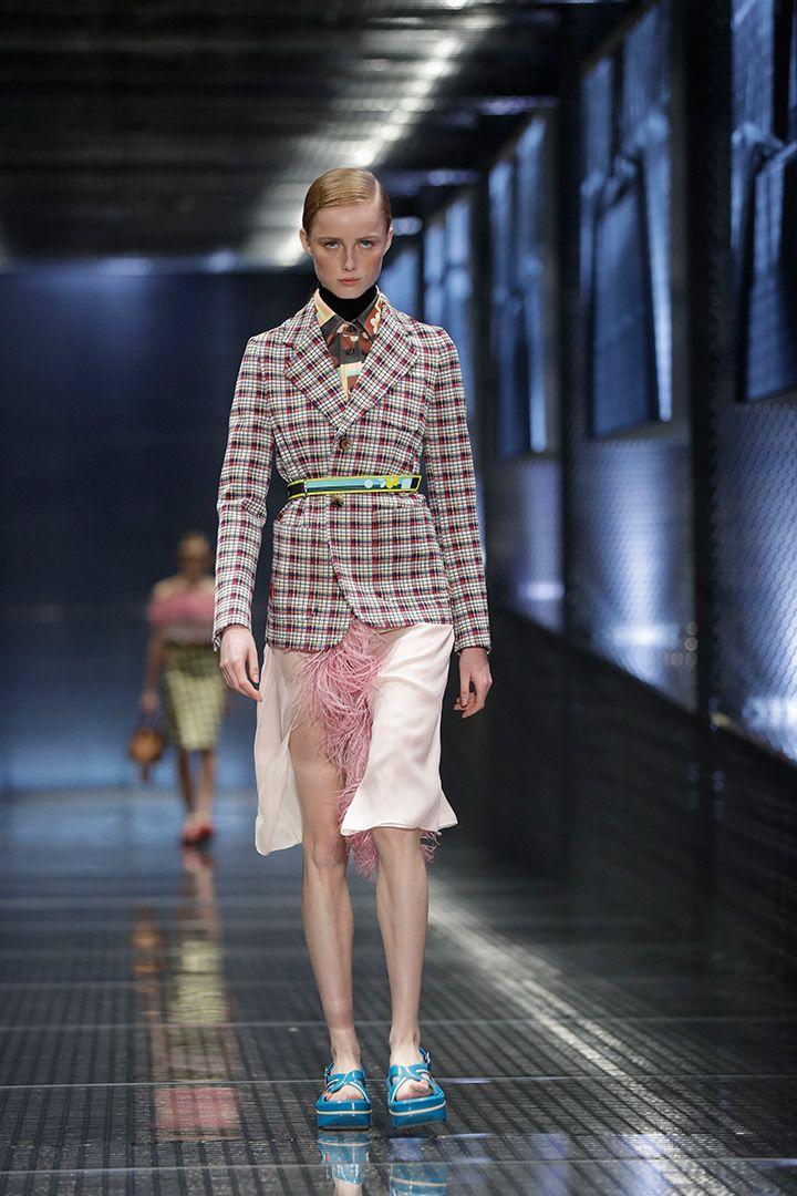 Milán Fashion Week: Prada Primavera Verano 2017