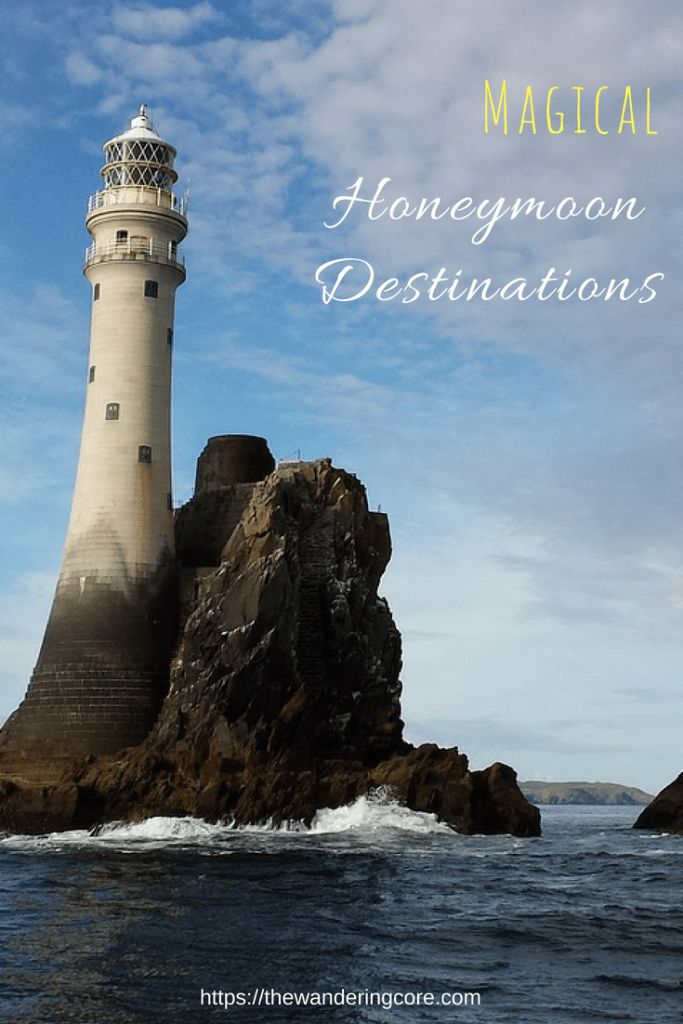 Magical 'N' Unusual Honeymoon Destinations In The World