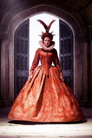 "A dress from ""Elizabeth: The Golden Age,"" 2007, designed by Alexandra Bryn"