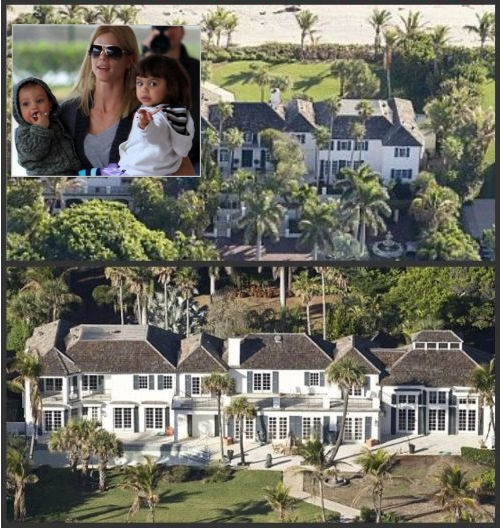 Elin Nordegren has plunked down $12.2 million for a new home on Seminole Beach Road in North Palm Beach