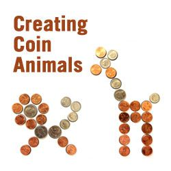 Creating Coin Creatures to Practice Counting Money