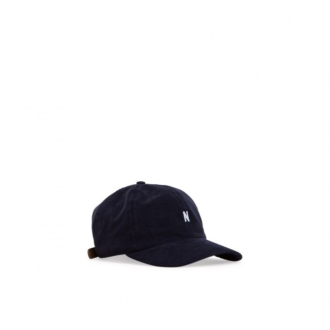 Very Goods | Norse Projects Norse Corduroy Sports Cap - Norse Projects