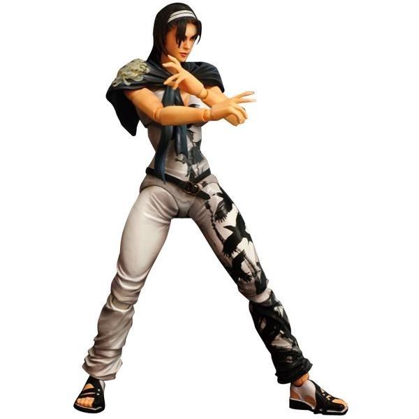New Tekken Tag Tournament 2 Play Arts Kai Figures Now Available