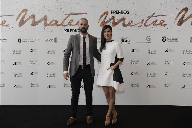 <3 ALBA LAGO wearing [ m ] at #mestremateo14 | Photo: Moncho Fuentes & Trazos Artestudio