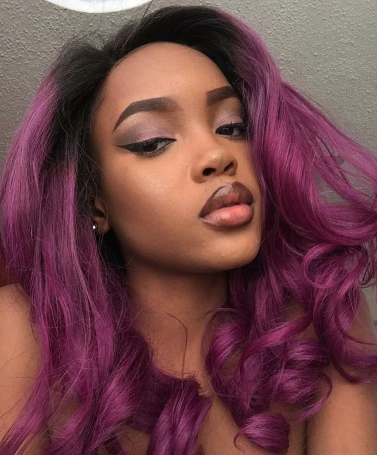 Best 25 coloured hair extensions ideas on pinterest awesome purple hair pmusecretfo Choice Image