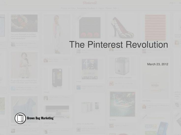 Pinterest Presentation 12162655 By Gbudd10 Via Slideshare