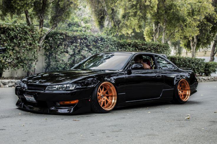 """radracerblog: """" Nissan Silvia s14 """""""