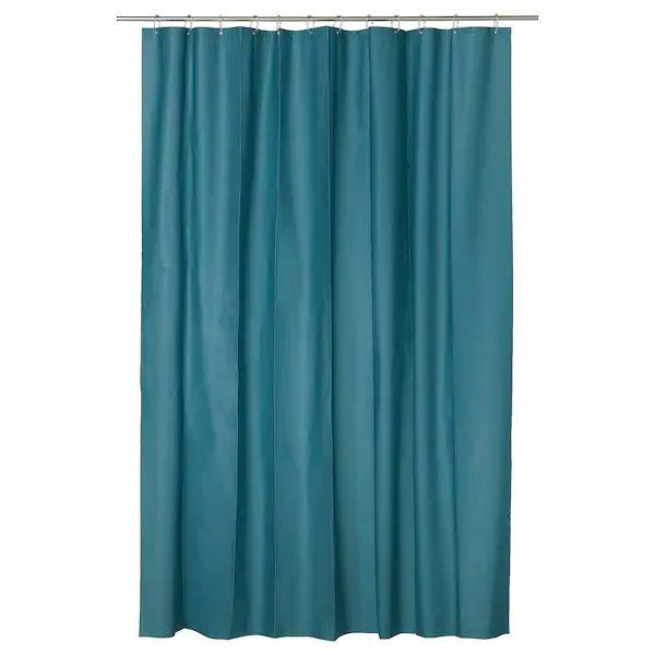 EGGEGRUND Tenda doccia blu verde IKEA Tenda doccia
