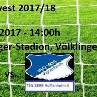 #Regionalliga #Suedwest 2017/18   37. #Spieltag  37. Spieltag:   1. #FC #SAARBRUECKEN - #TSG 1899 #Hoffenheim #II 18  #News  #FC #Saarbruecken / #Saarland | #Regionalliga #Suedwest 2017/18 - 37. #Spieltag http://saar.city/?p=66030