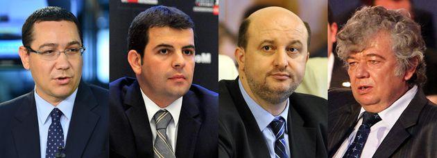 BOMBA ZILEI! SECUNDA lui Pâlșu | Ponta, Chițoiu, Constantin și Dogaru, judecați pentru tentativă de înaltă trădare! | Nasul.tv