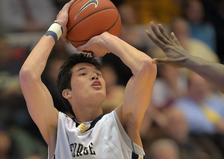 From Japan to GW, with a dream of the NBA
