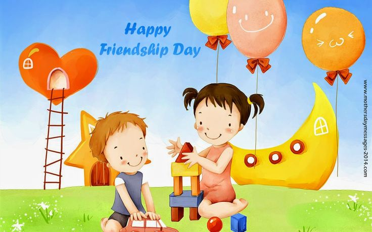 Friendship Day Pictures, Images, Scraps for Orkut, Myspace