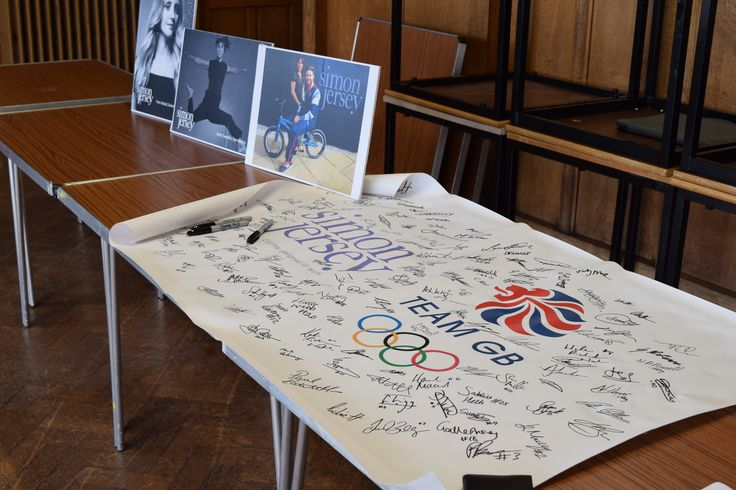 """Simon Jersey will provide Team GB with a bespoke suiting range, for events in both the UK and Rio in the lead up the Olympic Games. We will also be dressing the team for the Closing Ceremony. BOA CEO Bill Sweeney, said: """"Simon Jersey is a well-respected UK-based company which has a very strong background in providing quality clothing for organisations and we are thrilled to be welcoming them to the Olympic family."""" #TeamGB #Rio2016 #Olympics"""