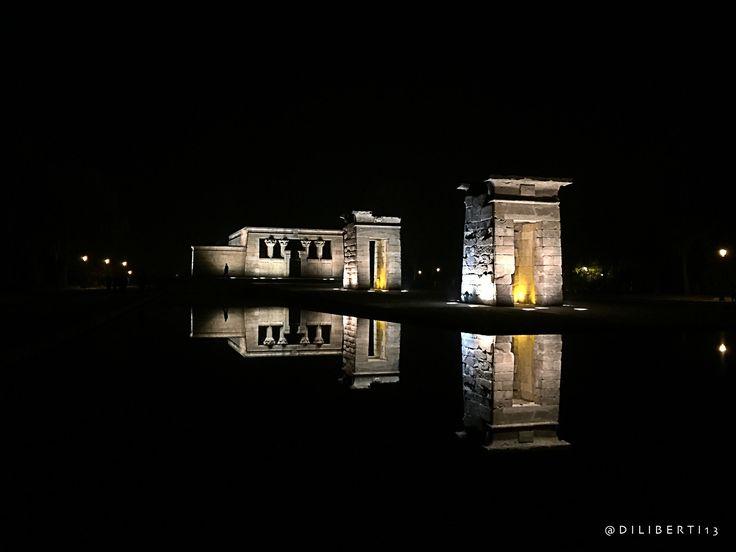 Photo Templo Debod Madrid by Diego Tovar Di Liberti on 500px