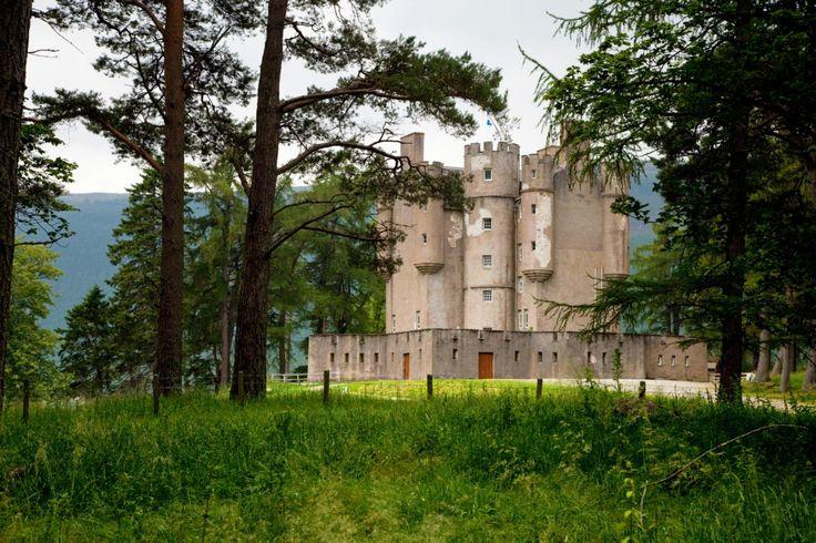 Castillo de Braemar, Royal Deeside