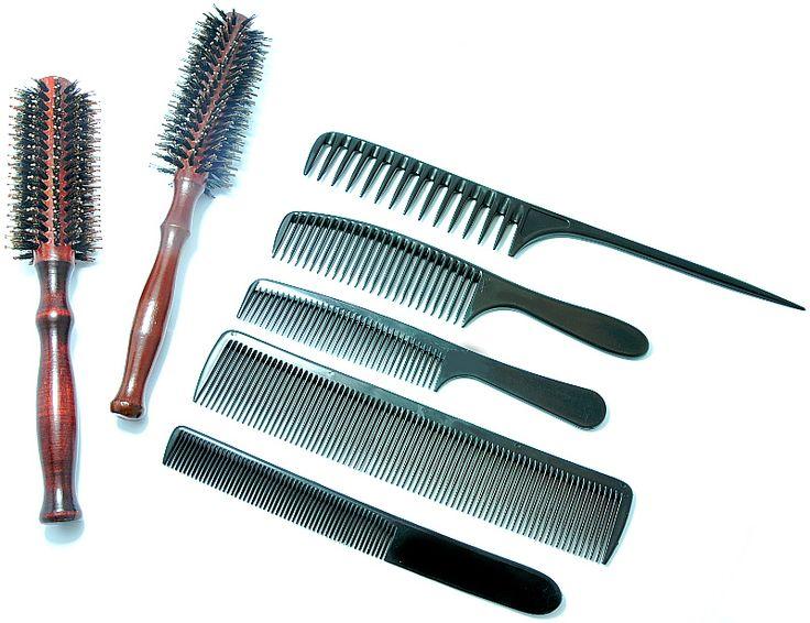 KAMISORI Professional Anti-static Anti-frizz Comb/Brush Set